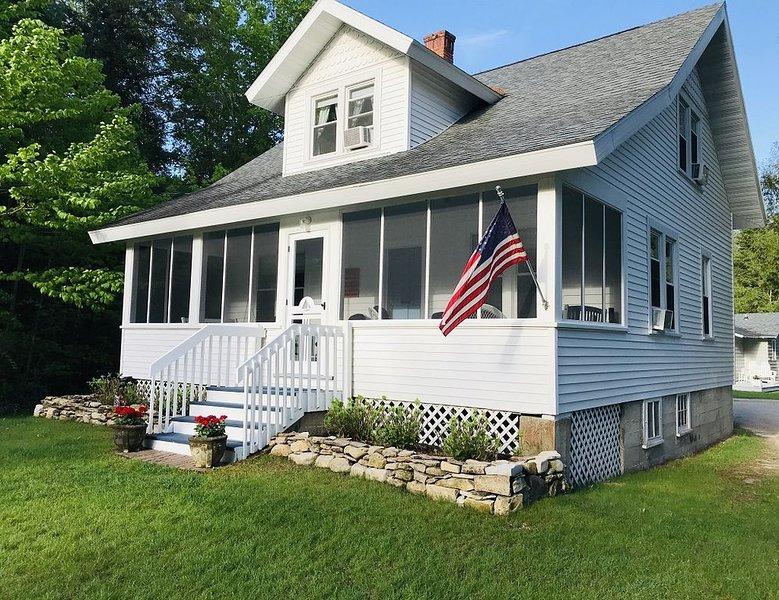 5 Bedroom / Harbor House & Guest Cottage, alquiler de vacaciones en Ephraim