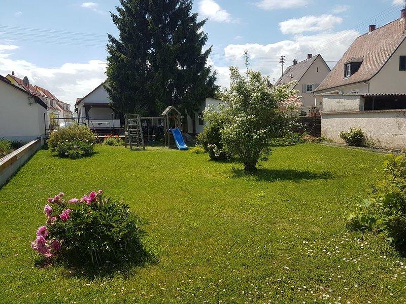 FeWo Marianne im wunderschönen Kaiserstuhl - Burkheim, holiday rental in Vogtsburg im Kaiserstuhl