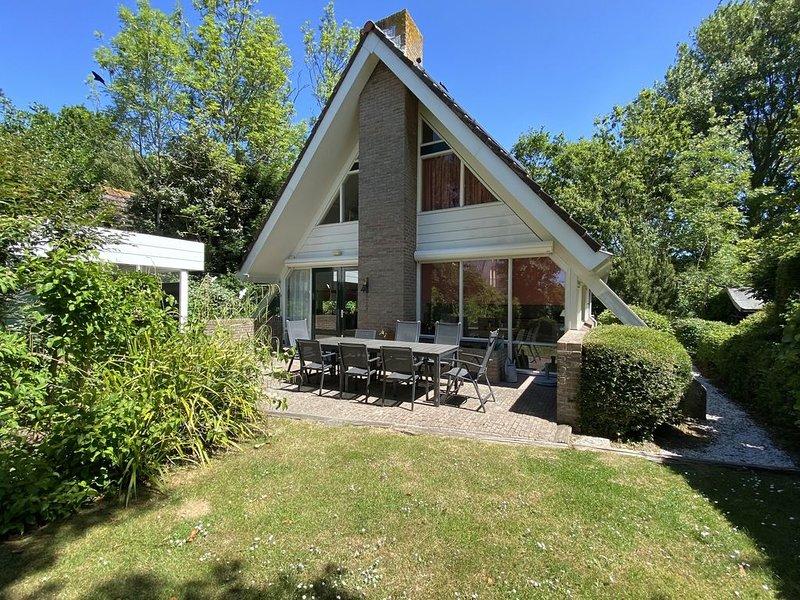 Gemühtliches 8-Personen Ferienhaus im ruhige Lage auf 530 m² Grund, location de vacances à Scharendijke