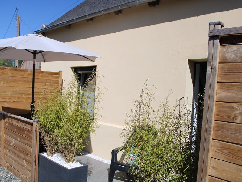 Maison/wifi gratuit/terrasse, vacation rental in Saint-Brieuc