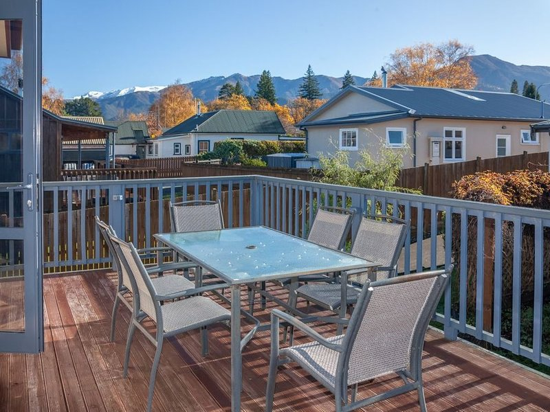 Hanmer's Rose - Hanmer Springs Holiday Home, holiday rental in Culverden