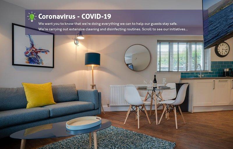 Cosy Nook - 2 bedroom - 2BR - Windermere - retreat, holiday rental in Windermere