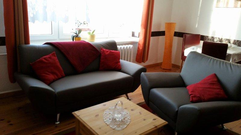 Ferienwohnung Kühlungsborn für 1 - 4 Personen mit 1 Schlafzimmer - Ferienwohnung, holiday rental in Klein Bollhagen