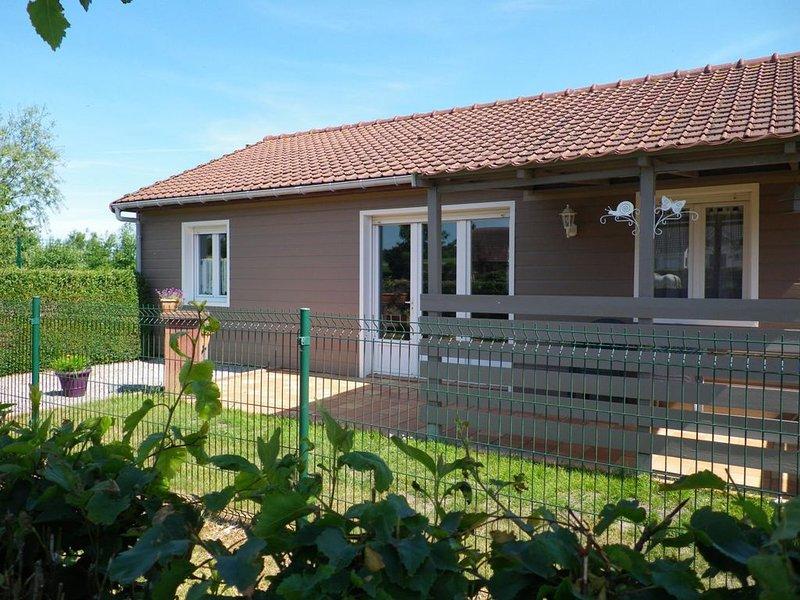 Bouquehault : maison accueillant les chevaux entre Calais et Boulogne pour 4 per, vacation rental in Les Attaques