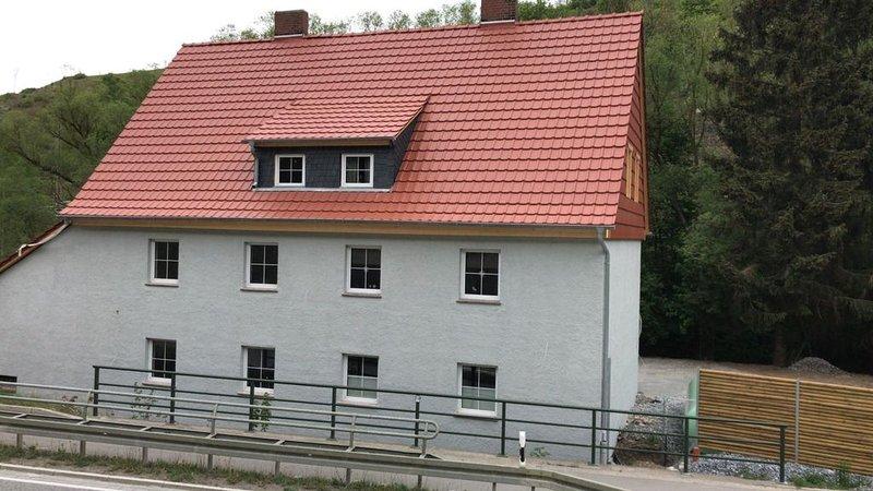 Mühlentalbutze   8er, vacation rental in Rubeland