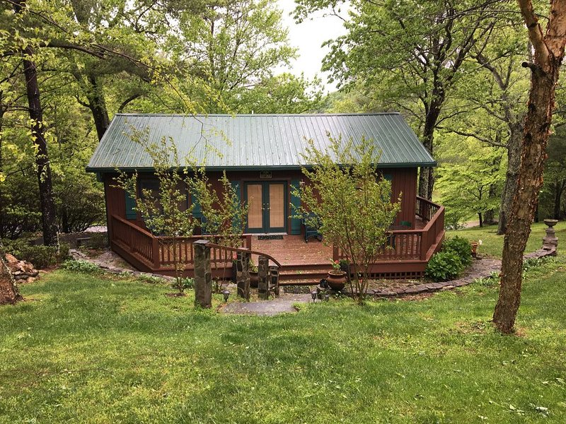 New!! Fern Cottage by Buffalo Mountain Getaway, aluguéis de temporada em Willis
