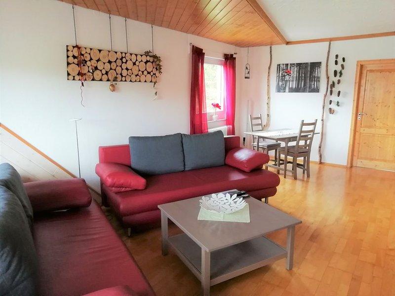Ferienwohnung Brasil mit 76 qm, 1 Schlafzimmer, für maximal 4 Personen, location de vacances à Schonach