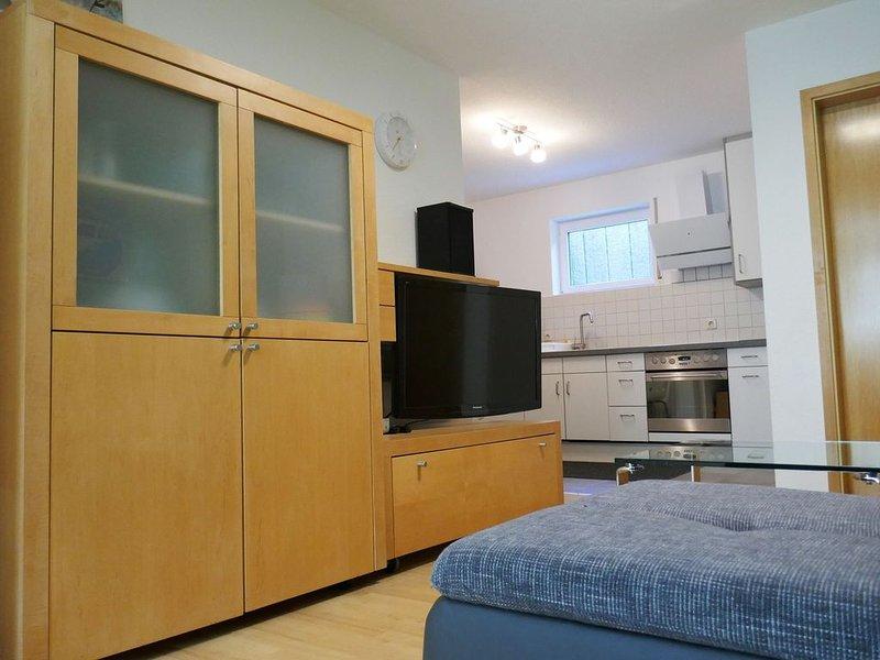 Ferienwohnung Emilia, 36qm, 1 Wohn-/Schlafzimmer, max. 2 Personen