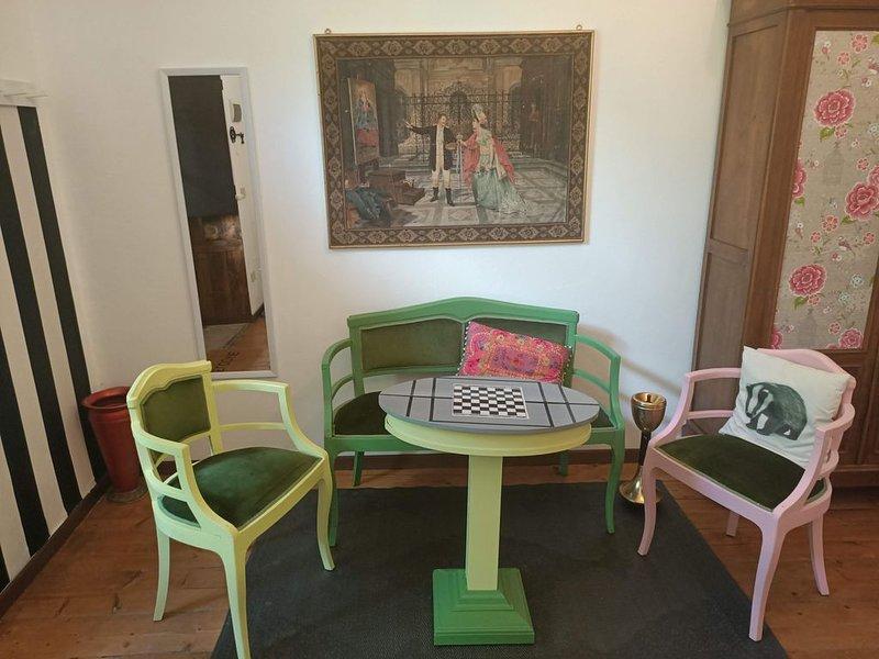 Appartamento luminoso, spazioso, ed immerso nella natura, location de vacances à Gorizia