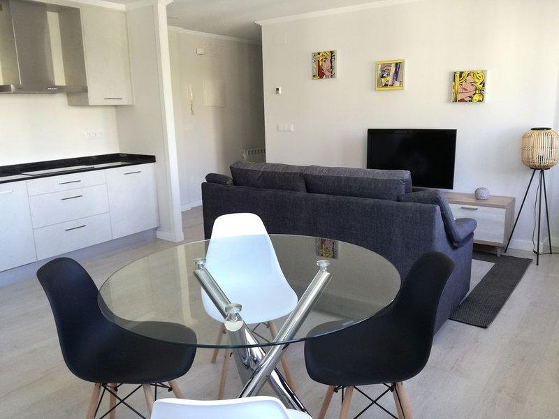 Apartamento Buenos Aires, holiday rental in Nogueira de Ramuin