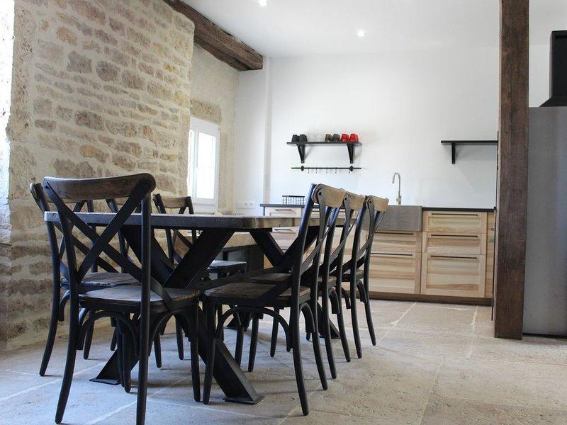 Maison du Tamaris, location de vacances à Recey-sur-Ource