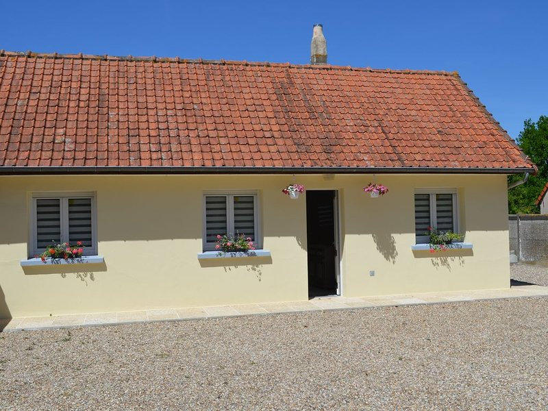 Gite baie de somme 80, holiday rental in Estreboeuf