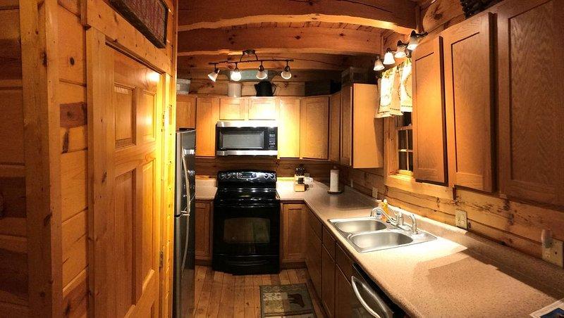 The Merlot Cabin-- great family cabin in Hocking Hills, Ohio, location de vacances à Laurelville