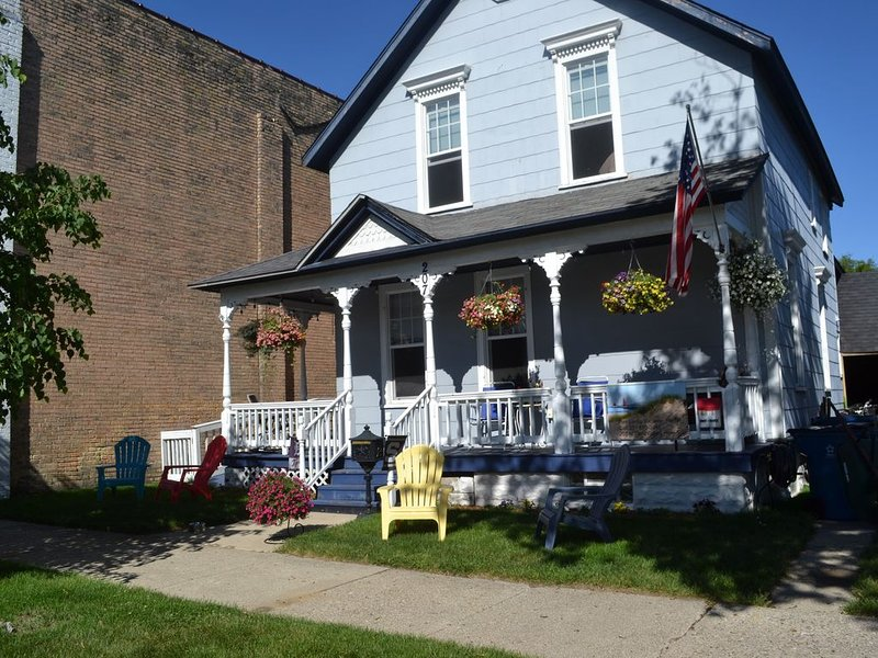 Come and enjoy the beauty of Grand Haven, Michigan, holiday rental in Grand Haven