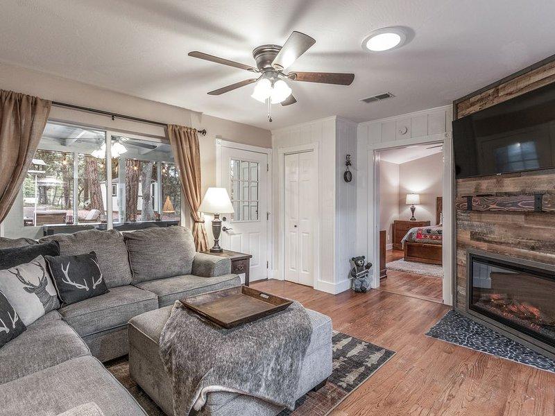 Elk Ridge Cottage! Quaint, Family-friendly Cottage in Pine, AZ!, vacation rental in Pine