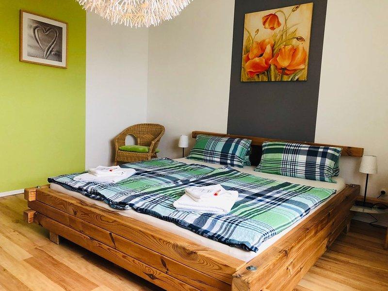 Ferienwohnung Wolfhagen für 1 - 4 Personen mit 2 Schlafzimmern - Ferienwohnung, vakantiewoning in Bad Emstal