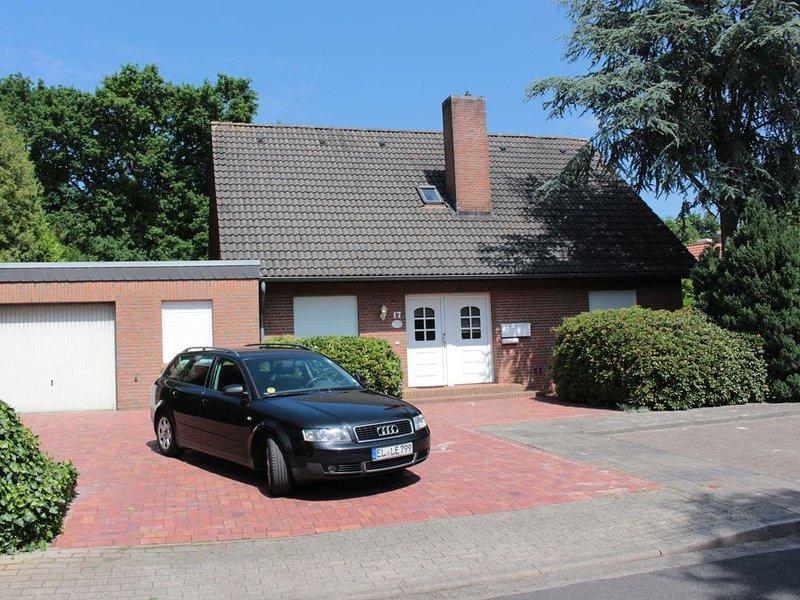 Ferienwohnung Papenburg für 1 - 3 Personen mit 2 Schlafzimmern - Ferienwohnung, vacation rental in Bourtange