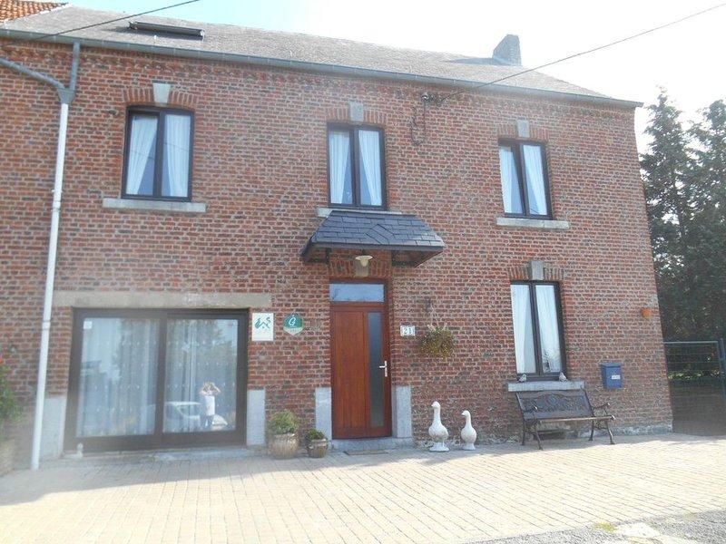 Ferienhaus Mesnil-Saint-Blaise für 1 - 8 Personen mit 4 Schlafzimmern - Ferienha, holiday rental in Waulsort