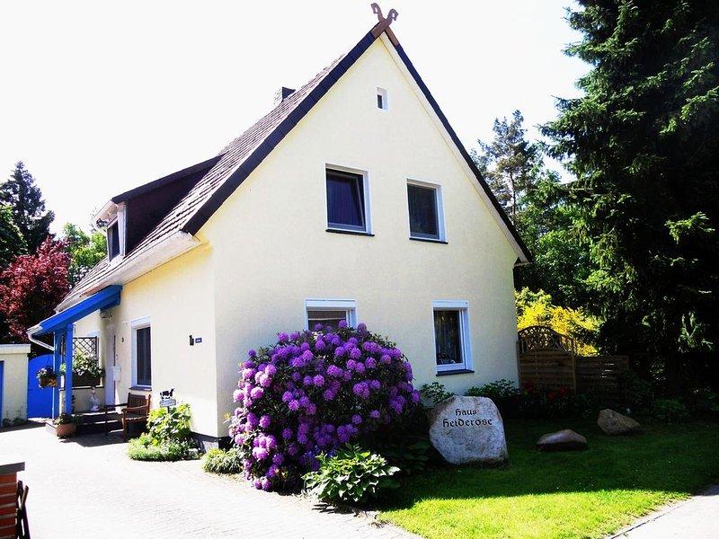 Ferienwohnung Walsrode für 1 - 4 Personen mit 2 Schlafzimmern - Ferienwohnung, location de vacances à Schwarmstedt
