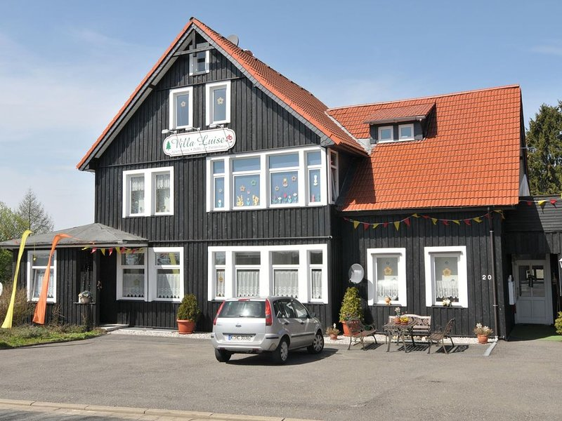Ferienwohnung Braunlage für 1 - 3 Personen - Ferienwohnung, location de vacances à Hohegeiss
