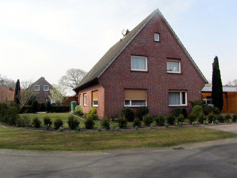 Ferienwohnung Friedeburg für 1 - 5 Personen mit 2 Schlafzimmern - Ferienwohnung, location de vacances à Wittmund