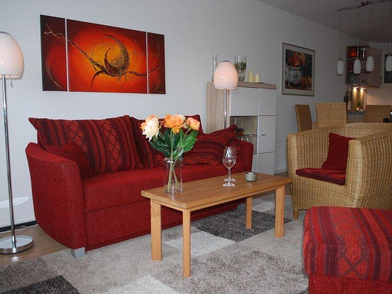 Ferienwohnung Hohegeiß für 2 - 4 Personen mit 1 Schlafzimmer - Ferienwohnung, holiday rental in Ilfeld