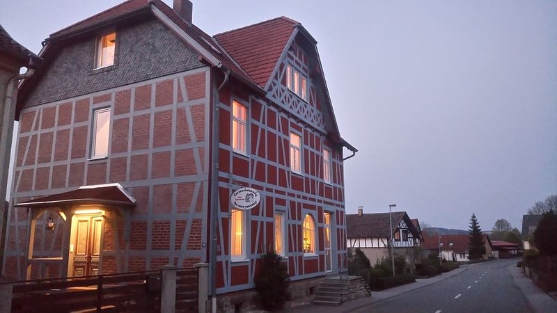 Ferienwohnung Roßdorf für 1 - 4 Personen mit 2 Schlafzimmern - Ferienwohnung, alquiler de vacaciones en Hofbieber