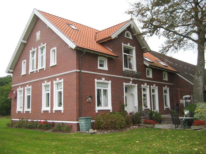 Ferienwohnung Wittmund (Stadt) für 2 - 5 Personen mit 2 Schlafzimmern - Ferienwo, location de vacances à Neuharlingersiel