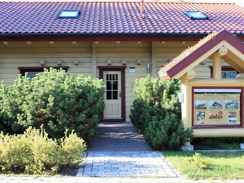 Ferienhaus Drübeck für 1 - 4 Personen mit 2 Schlafzimmern - Ferienhaus, casa vacanza a Ilsenburg