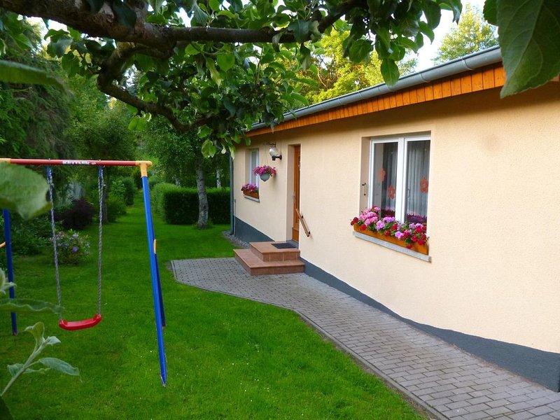 Ferienhaus Berga für 1 - 4 Personen mit 1 Schlafzimmer - Ferienhaus, holiday rental in Urbach