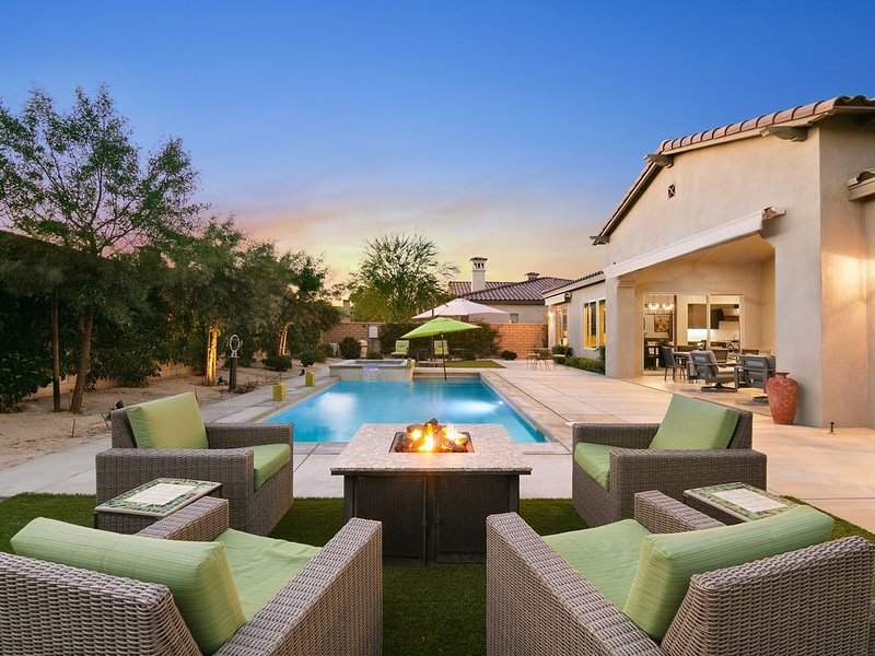 PGA West Golfing, Dining, Relaxing in a safe gated community, casa vacanza a Mecca