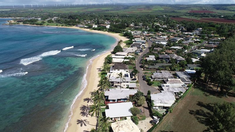 Haleiwa Waterfront House, holiday rental in Haleiwa