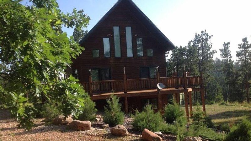 Serenity Pines in Boulder Canyon, alquiler de vacaciones en Sturgis