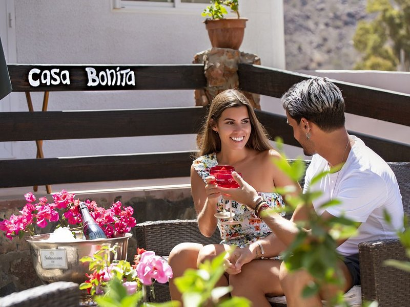 Casa Bonita  BIO / ECO Finca Las Tenerias, vacation rental in Fataga