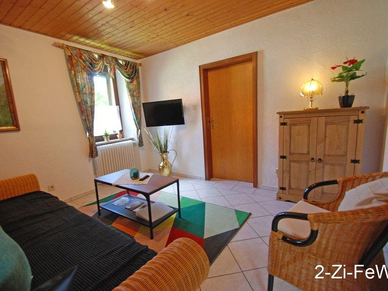 2 FeWo's 2+4 Pers.  - Pfälzerwald - Dahner Felsenland, holiday rental in Hauenstein