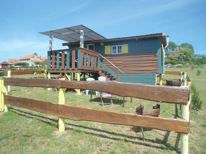 KYM HOUSE GRENOUILLE, location de vacances à Lapalisse