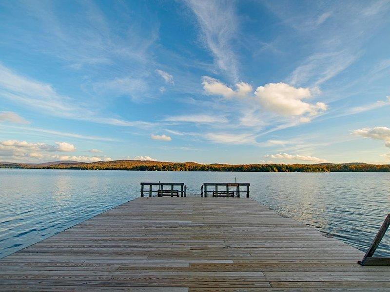 Pondside at Holiday Shores – semesterbostad i Thendara