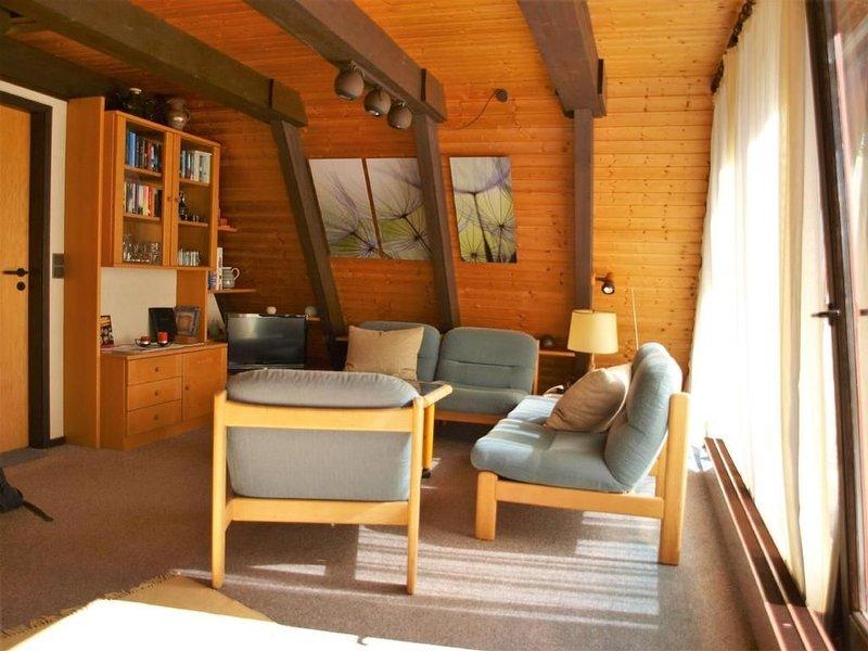 Ferienhaus Leinsweiler für 4 Personen mit 2 Schlafzimmern - Ferienhaus, aluguéis de temporada em Oberotterbach