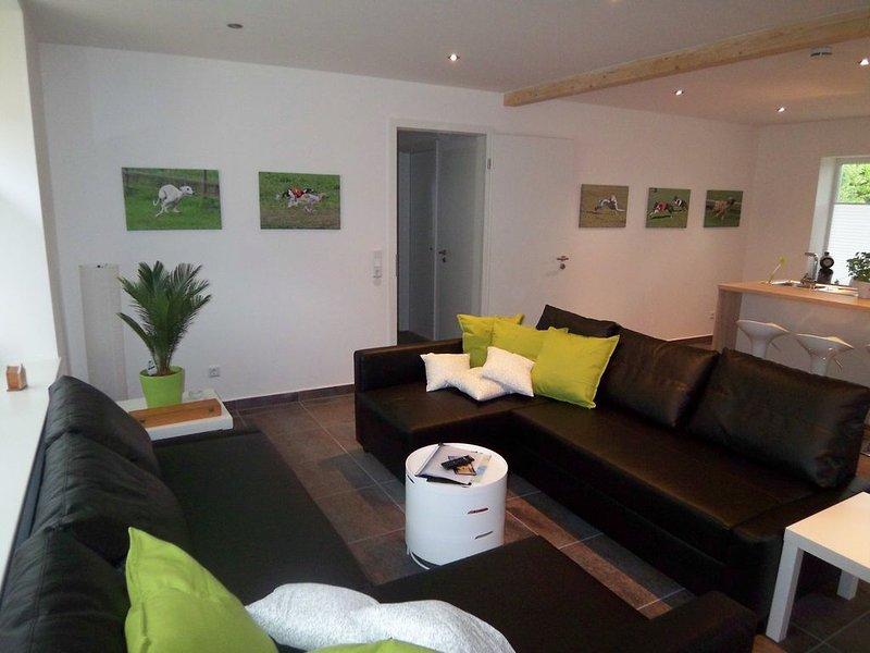Ferienwohnung Bederkesa für 1 - 4 Personen mit 1 Schlafzimmer - Ferienwohnung, alquiler vacacional en Wurster Nordseeküste