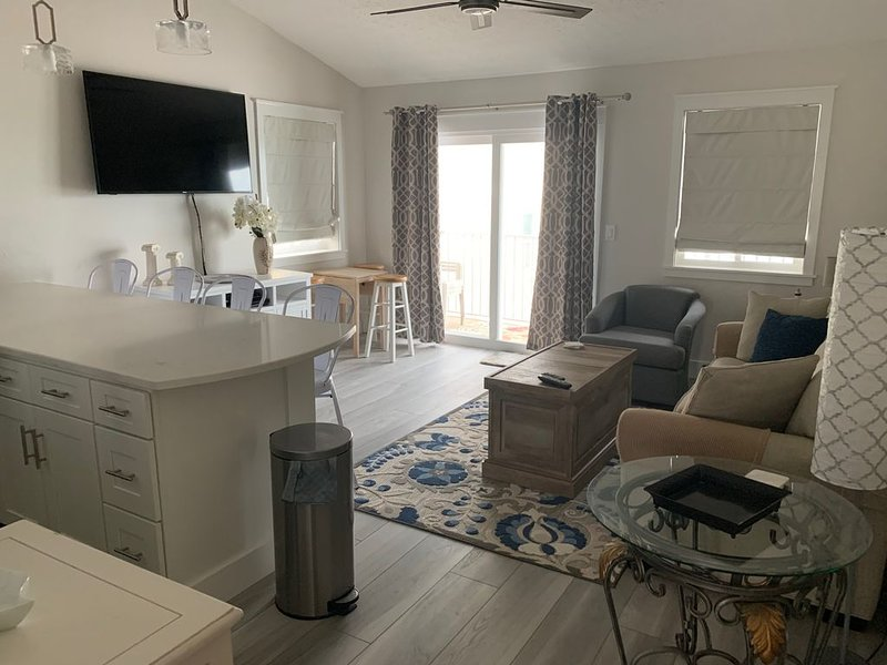 Remodeled 2020  Gulf front Private condo, vacation rental in Santa Rosa Beach