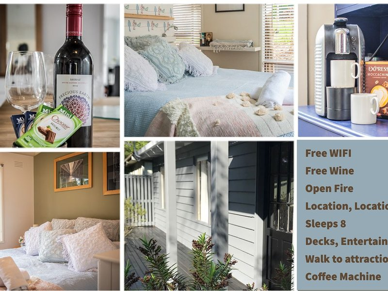 Two Bay Cottage Red Hill, holiday rental in Mornington Peninsula