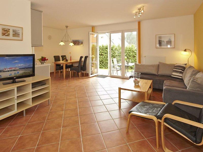 Riwa exklusive Wohnung, WLAN, modern eingerichtet-strandnah-zentrale Lage, holiday rental in Uckeritz