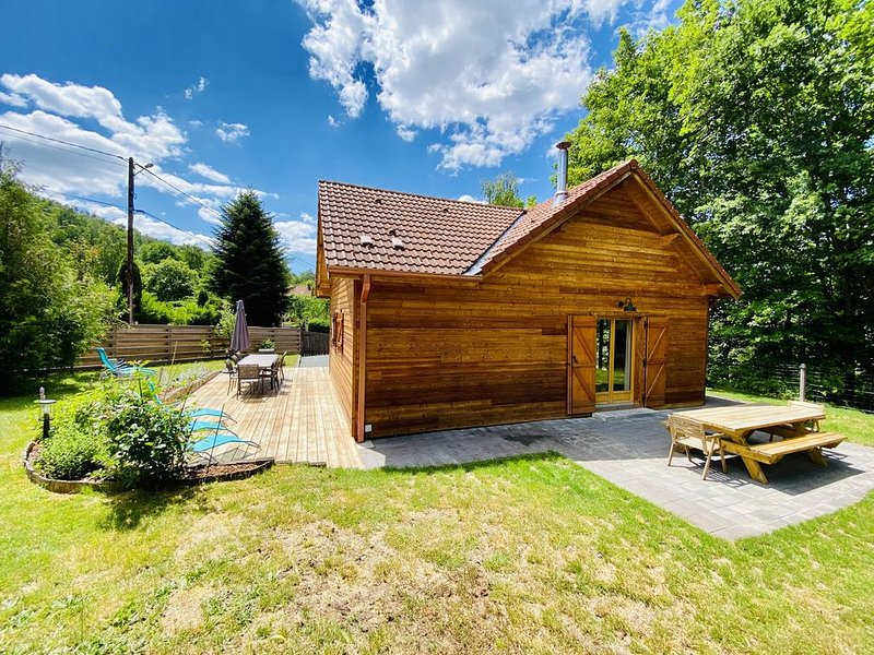 Le Hygge Chalet Gerardmer 1-10 Pers, holiday rental in Fraize