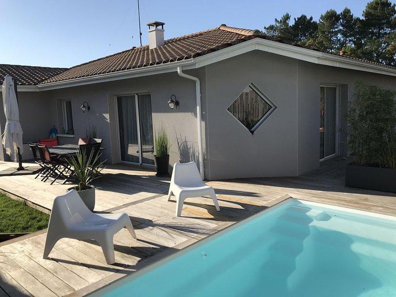 Charmante maison, location de vacances à Labenne