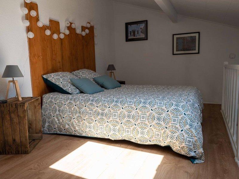 Agréable appartement en front de mer de Soulac-sur-Mer, aluguéis de temporada em Le Verdon Sur Mer