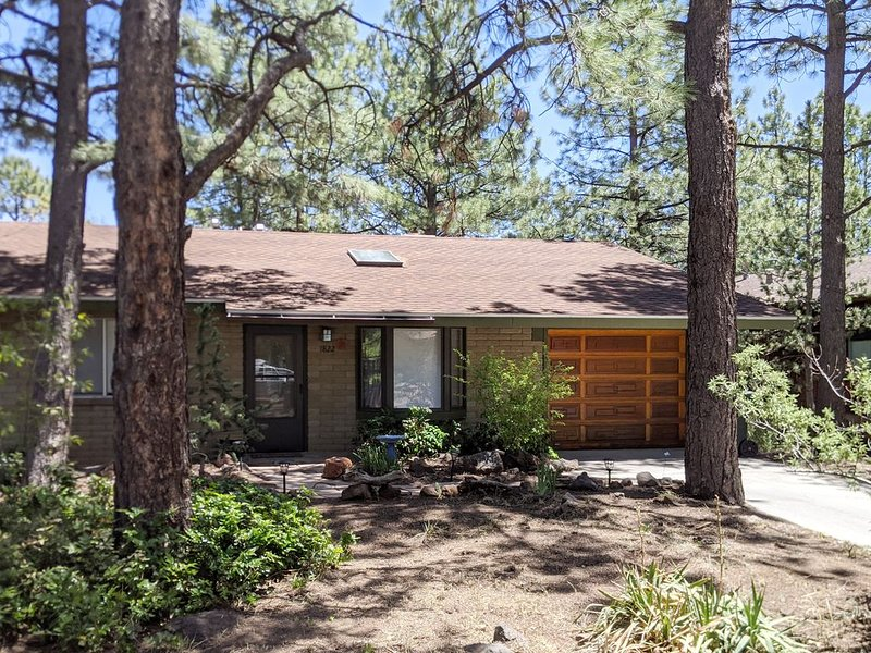 Perfect location to downtown, holiday rental in Flagstaff