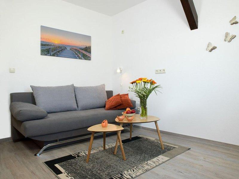 Ruhe, Natur und Erholung erwarten Sie in Weitendorf-Hof in der Ferienwohnung Son, location de vacances à Insel Poel