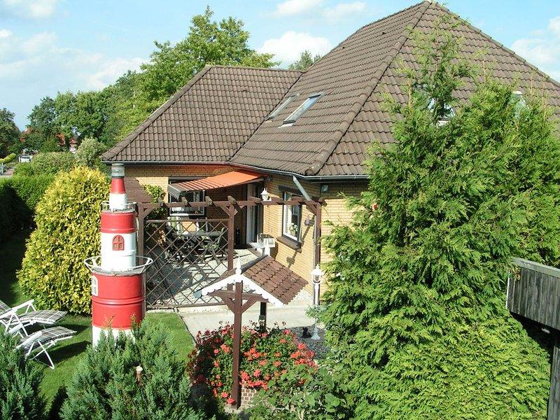 Ferienwohnung Osteel für 1 - 4 Personen mit 2 Schlafzimmern - Ferienwohnung, alquiler vacacional en Sudbrookmerland