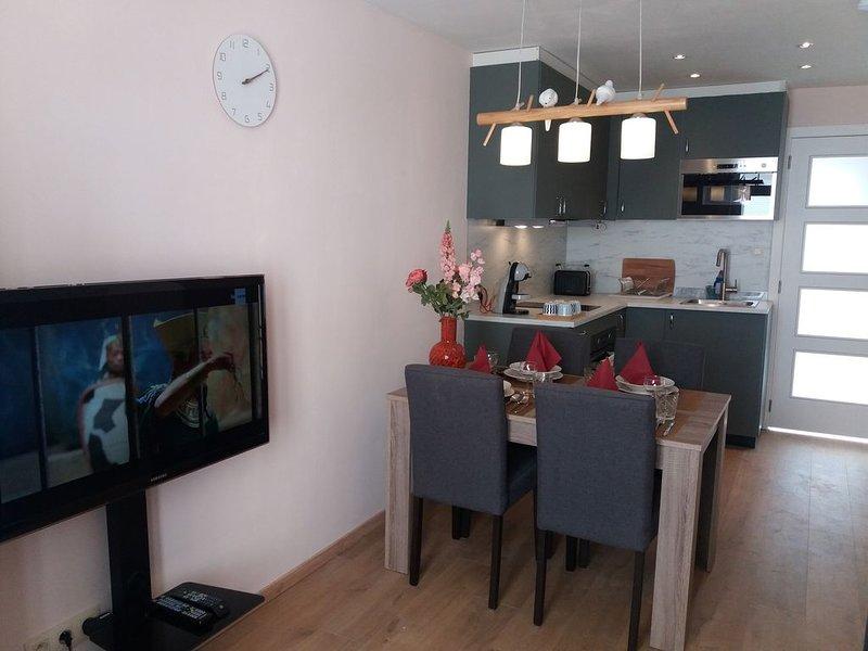 Appartements de vacance  BEAULIEU, vacation rental in Blankenberge