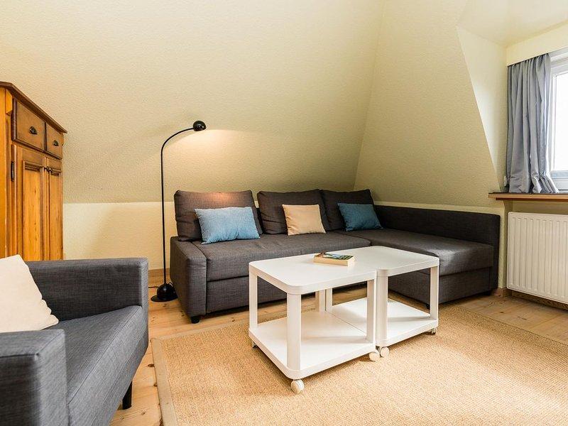 Appartement Wiip im Haus Lucie, vacation rental in Westerland